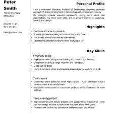 Carpenter Resume Template Impressive Sample Carpenter Resume Carpenter Resume Examples Carpenter Resume