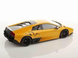 Lamborghini Murcièlago LP670-4 SV Fixed Wing 1:18 | MR Collection ...