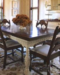 Chalk Paint Dining Room Table Painted Furniture Dining Room Table Update Home Chairs And