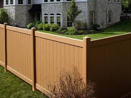 brown vinyl fence panels. Brown Vinyl Fence Schedule Your Free On Site Estimate Today With One Of Our Experienced Representatives To Find An Industrial That Is Right For Panels