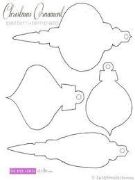 Christmas Ornament Patterns Classy Sequin Snowflakes Felt Christmas Ornament Pattern VÁNOČNÍ TVOŘENÍ