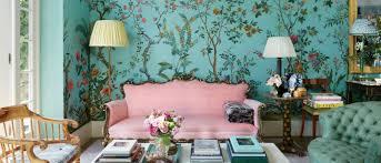 Wallpapering For A Living Room Living Room Wallpaper Ideas