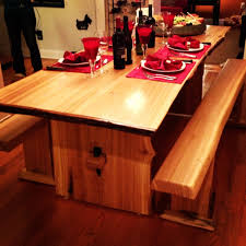 materials poplar wood. Raw Materials: Live Edge Poplar Dining Table And Benches. Materials Wood O