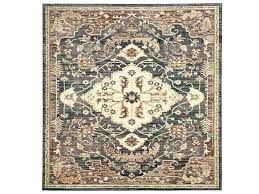 7 foot by rug home decorators collection blue beige ft 6 in x round square