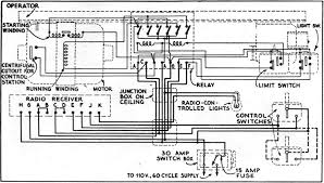 2007 cadillac dts have wiring installed for garage chamberlain Simple Garage Wiring Diagram complete schematic circuit of the motor and light control circuits the new radio garage door opener simple garage wiring diagram