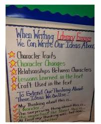 prompts for writing literary essay writing workshop mission to teach baby literary essay