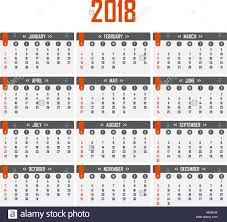 2018 Fiscal Calendar By Week | Free Printable Calendar