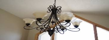 light fixtures hand washed with care allowing squeegee squad to clean your chandeliers