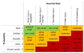 Risk assessment template Risk assessment template Эрсдлийн ...