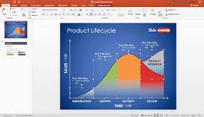 Free Product Lifecycle Powerpoint Template Free Powerpoint