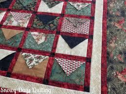 Christmas Envelope Quilt — Snowy Days Quilting & Christmas envelopes quilt sealed with a kiss Adamdwight.com