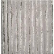 safavieh soho grey 6 ft x 6 ft square area rug