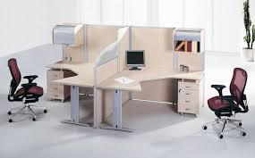 cool home office ideas mixed. office desk for two custom cherry partner person made t sha cool home ideas mixed h