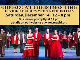 white christmas trip dec 14 tickets