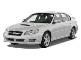 2008 Subaru Legacy Sedan Review, Ratings, Specs, Prices, and ...