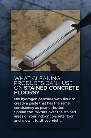 cleaning sned concrete nitterhouse