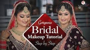 gorgeous indian bridal makeup easy
