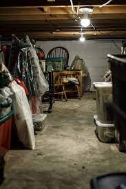 musty smell in the basement 4 steps to