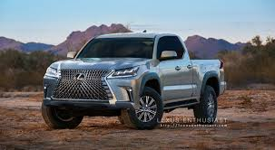 What do you think about a Lexus Pickup Truck? | Lexus Enthusiast