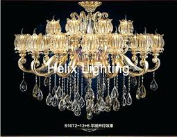 18 light chandelier free top crystal chandelier gold color chandelier big light chandelier luxury hotel 18 light chandelier