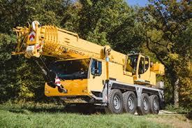 Ltm 1070 4 2 Mobile Crane Liebherr