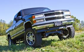Silverado 98 chevy silverado lifted : Product Spotlight: Zone Offroad 1988-98 Chevy/GMC 1/2-ton Truck ...