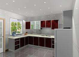 l shaped kitchen design ideas cabinet