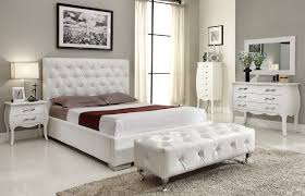 White Color Bedroom Furniture : Home Designs and Style ...