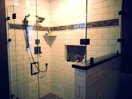oil rubbed bronze sliding shower doors bathtub tub door trackless bypass bathrooms wonderful tra