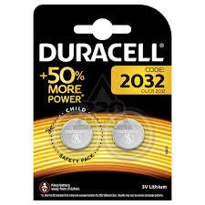 Батарейка <b>Duracell CR2032</b>-<b>2BL</b> Тип: <b>CR2032</b> (Кол-во в уп. <b>2шт</b> ...