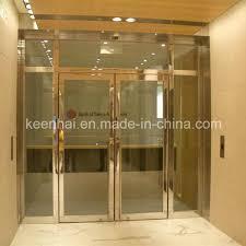 china polished finish stainless steel frame glass door glass cabinet door frames outdoor kitchen doors