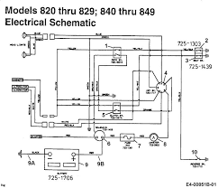mtd wiring diagram wiring diagram and schematic design mtd lawn tractors 8 66 139 5020 1989 wiring diagram vanguard
