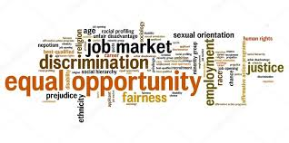 Equal Opportunity Word Cloud Stock Photo Tupungato 105342716