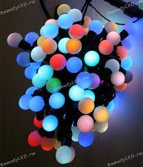 Купить <b>Гирлянда светодиодная Fiesta</b> big ball в интернет ...
