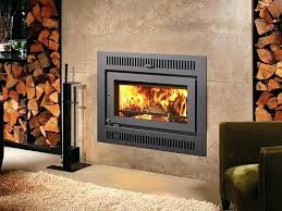 idea convert gas fireplace to wood burning and converting a fireplace to a wood stove wood