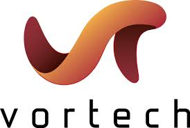 vortech logo by kure ong