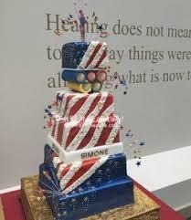 Custom Cakes In Houston Birthdaycakeformomcf