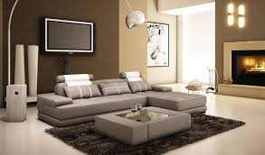 italian sofas simple living. Luxury Living Room Design Showcasing Grey Leather Italian Sectional Sofa Sofas Simple