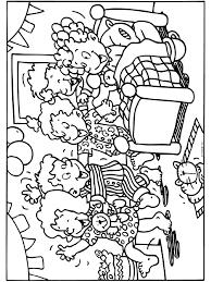 Kleurplaten Jarig Feest Verjaardag Auto Electrical Wiring Diagram