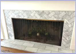 subway tile fireplace marble subway tile fireplace subway tile fireplace surround ideas