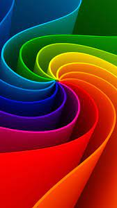 Colorful 3D Swirl #iPhone #6 #plus ...