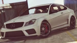 Mercedes-Benz C63 AMG - GTA5-Mods.com
