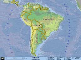 Урок географии с использованием информационных технологий по теме  Создать образ природы Южной Америки через использование internet технологий Развитие приемов алгоритмического и логического мышления