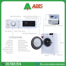 Máy giặt LG Inverter 8 kg FC1408S4W2 | Điện Máy ADES