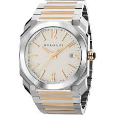 17 best ideas about mens diamond watches rolex bvlgari octo 18k pink gold stainless steel bracelet watch 327565 nio ❤ liked
