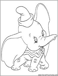 Coloriage Imprimer Personnages Celebres Walt Disney Dumbo L L L L L L L L L L L