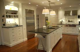 recessed lighting in kitchen captivating white kitchen ideas with recessed lighting and drum pendant lighting kitchen