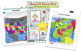 These reading worksheets are ideal for kindergarteners to introduce reading. Phonics Worksheets From Scholastic