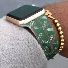 gucci apple watch band. goyard print apple watch band gucci r