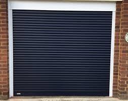 compact roller garage door in thame oxfordshire